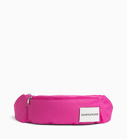CALVIN KLEIN JEANS Sling Crossover - WILD ORCHID - CALVIN KLEIN JEANS HIS AND HERS - main image