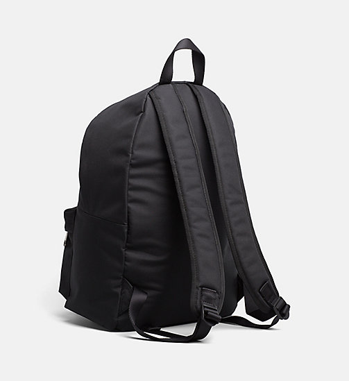 CALVIN KLEIN JEANS Backpack - BLACK - CALVIN KLEIN JEANS HIS AND HERS - detail image 1