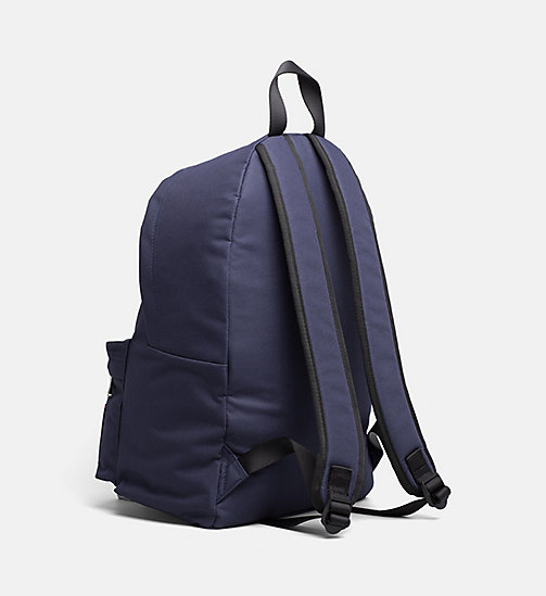 CALVIN KLEIN JEANS Backpack - NAVY - CALVIN KLEIN JEANS HIS AND HERS - detail image 1