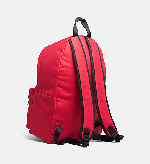 CALVIN KLEIN JEANS Backpack - SCARLET - CALVIN KLEIN JEANS HIS AND HERS - detail image 1