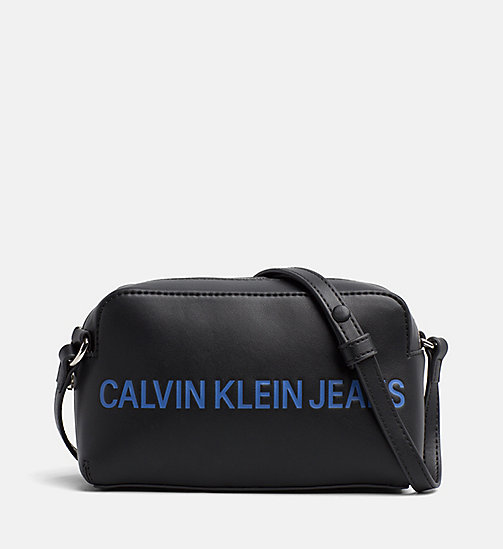 CALVIN KLEIN JEANS Crossover Camera Bag - BLACK - CALVIN KLEIN JEANS PACK YOUR BAG - main image