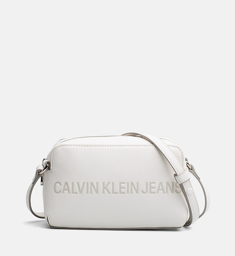 CALVIN KLEIN JEANS Cross Body Bag - BLACK - CALVIN KLEIN JEANS WOMEN - main image