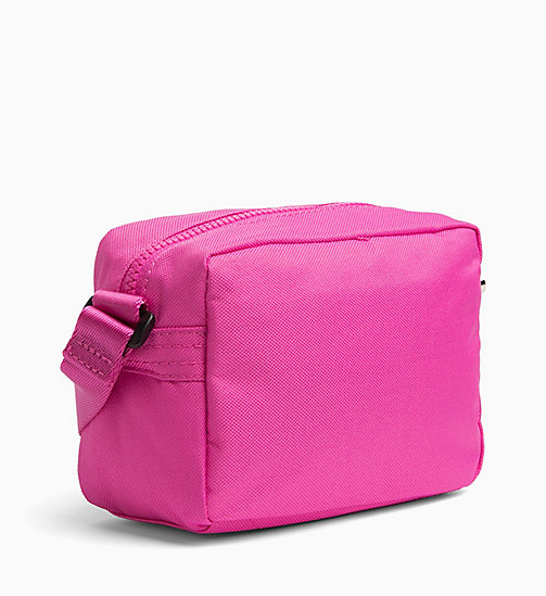 CALVIN KLEIN JEANS Crossover Camera Bag - WILD ORCHID - CALVIN KLEIN JEANS HIS AND HERS - detail image 1