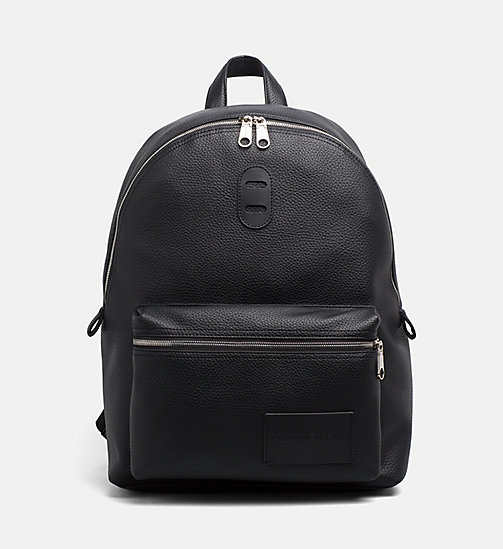 CALVIN KLEIN JEANS Backpack - BLACK - CALVIN KLEIN JEANS BACKPACKS - main image