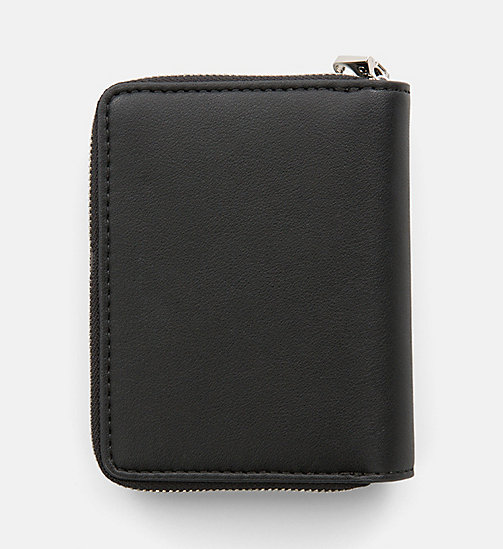 CALVIN KLEIN JEANS French Wallet - BLACK - CALVIN KLEIN JEANS PACK YOUR BAG - detail image 1