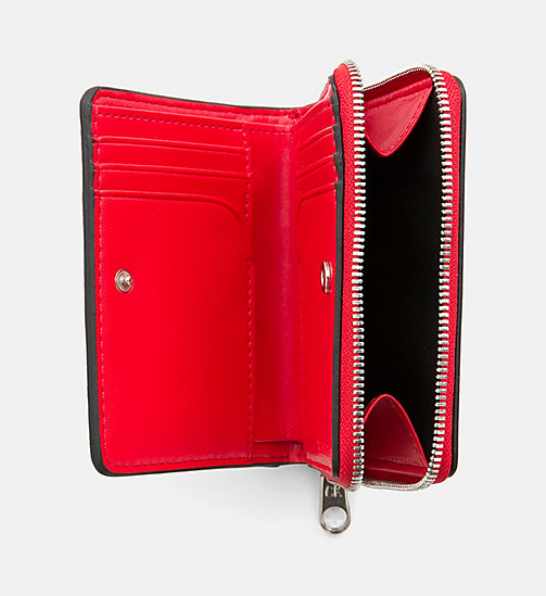 CALVIN KLEIN JEANS French Wallet - SCARLET - CALVIN KLEIN JEANS PACK YOUR BAG - detail image 1