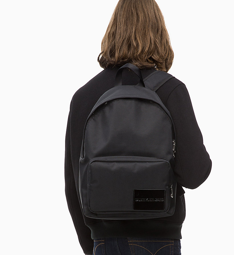 CALVIN KLEIN JEANS Round Backpack - JUNE BUG - CALVIN KLEIN JEANS WOMEN - detail image 3
