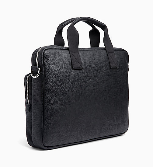 CALVIN KLEIN JEANS Business Messenger-Bag - BLACK - CALVIN KLEIN JEANS MESSENGER-BAGS - main image 1