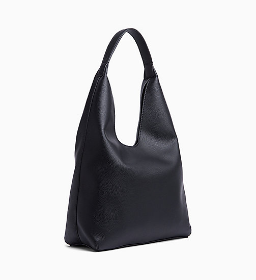 CALVIN KLEIN JEANS Soft Hobo - BLACK - CALVIN KLEIN JEANS NEW IN - detail image 1