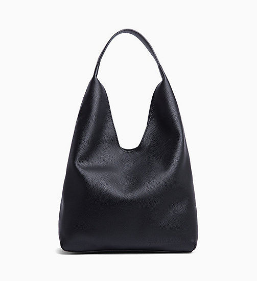 CALVIN KLEIN JEANS Soft Hobo - BLACK - CALVIN KLEIN JEANS NEW IN - main image