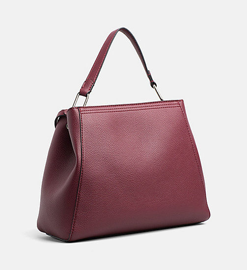 CALVIN KLEIN JEANS Satchel - TAWNY PORT - CALVIN KLEIN JEANS ALL GIFTS - detail image 1
