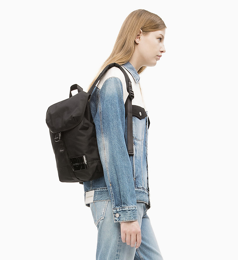 CALVIN KLEIN JEANS Backpack - CHINTZ ROSE - CALVIN KLEIN JEANS WOMEN - detail image 4