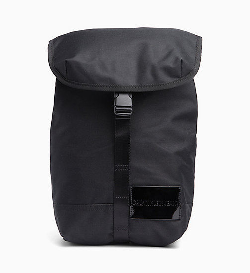 CALVIN KLEIN JEANS Backpack - BLACK SHINE - CALVIN KLEIN JEANS WOMEN - main image