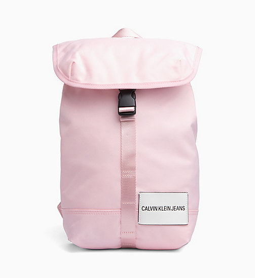 CALVIN KLEIN JEANS Backpack - CHINTZ ROSE - CALVIN KLEIN JEANS BACKPACKS - main image