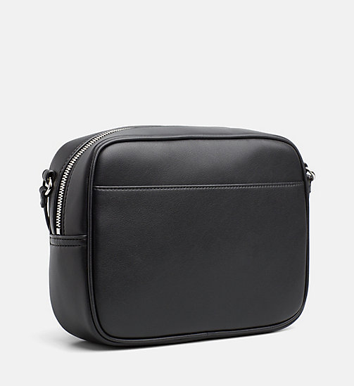 CALVIN KLEIN JEANS Cross Body Bag - BLACK - CALVIN KLEIN JEANS CROSSOVER BAGS - detail image 1