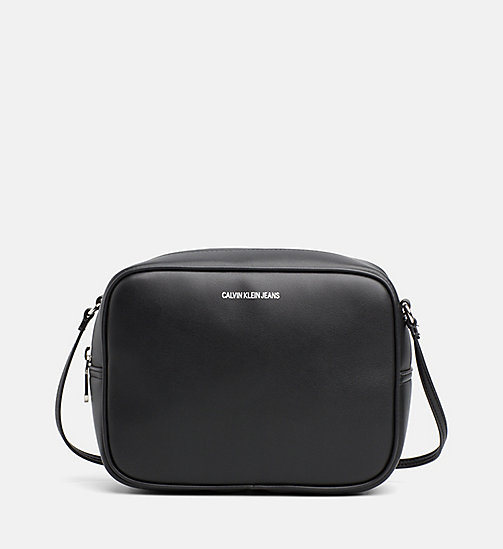 CALVIN KLEIN JEANS Cross Body Bag - BLACK - CALVIN KLEIN JEANS BAGS - main image