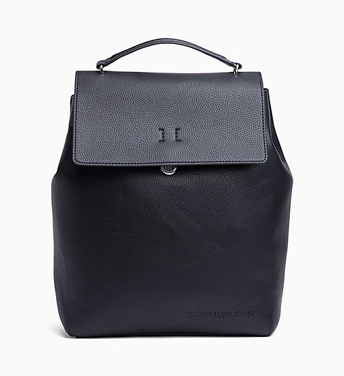 New Calvin Klein Jeans Backpack Black In Main Image