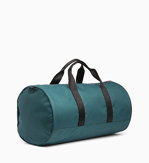 CALVIN KLEIN JEANS Barrel Duffle Bag - JUNE BUG - CALVIN KLEIN JEANS ALL GIFTS - detail image 1