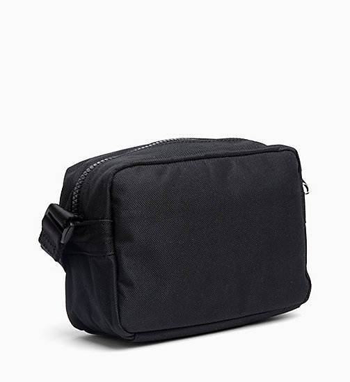 CALVIN KLEIN JEANS Cross Body Bag - BLACK SHINE - CALVIN KLEIN JEANS CROSSOVER BAGS - detail image 1