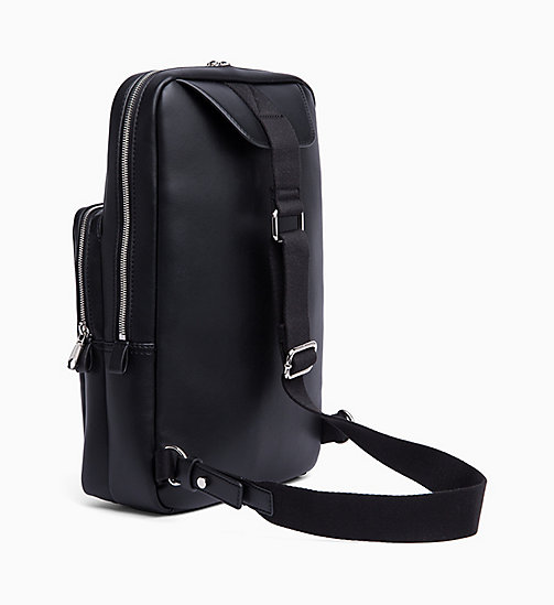 CALVIN KLEIN JEANS Sac banane - BLACK -  IN THE THICK OF IT FOR HIM - image détaillée 1