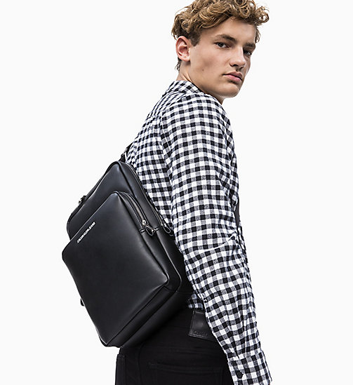 CALVIN KLEIN JEANS Bolso bandolera - BLACK - CALVIN KLEIN JEANS IN THE THICK OF IT FOR HIM - imagen detallada 1