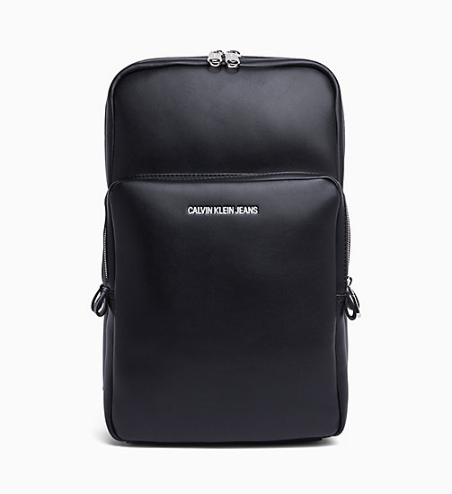 CALVIN KLEIN JEANS Bum Bag - BLACK - CALVIN KLEIN JEANS IN THE THICK OF IT FOR HIM - main image