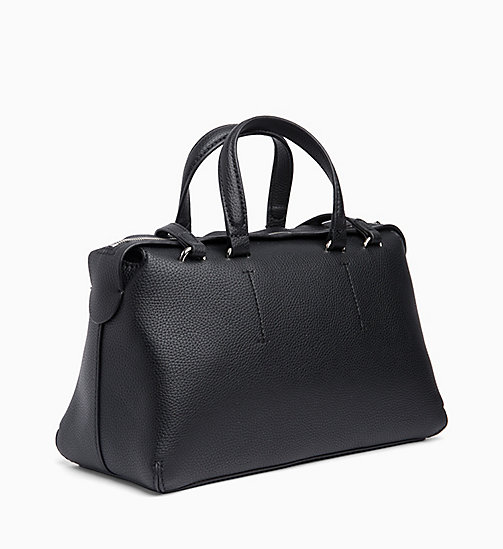CALVIN KLEIN JEANS Barrel Duffle Bag - BLACK - CALVIN KLEIN JEANS NEW IN - detail image 1
