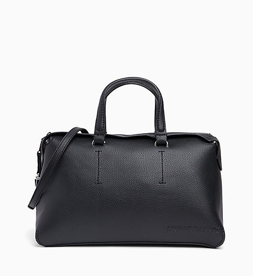 CALVIN KLEIN JEANS Barrel Duffle Bag - BLACK - CALVIN KLEIN JEANS NEW IN - main image