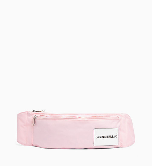 CALVIN KLEIN JEANS Bum Bag - CHINTZ ROSE - CALVIN KLEIN JEANS CROSSOVER BAGS - main image