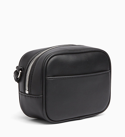 CALVIN KLEIN JEANS Cross Body Camera Bag - BLACK - CALVIN KLEIN JEANS LOGO SHOP - detail image 1