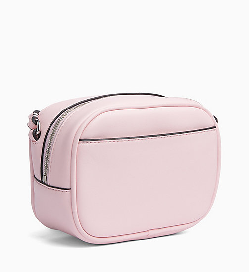 CALVIN KLEIN JEANS Cross Body Bag - CHINTZ ROSE - CALVIN KLEIN JEANS CROSSOVER BAGS - detail image 1