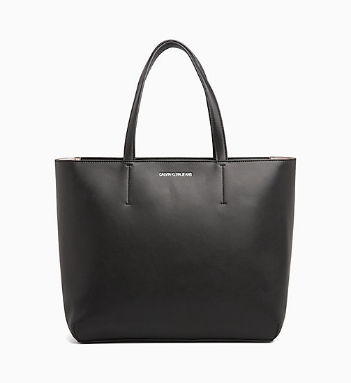 CALVIN KLEIN JEANS Large Tote Bag - BLACK -  NEW IN - main image