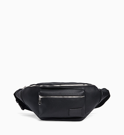 CALVIN KLEIN JEANS Bum Bag - BLACK - CALVIN KLEIN JEANS NEW IN - main image