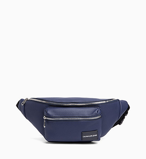 CALVIN KLEIN JEANS Bum Bag - NAVY - CALVIN KLEIN JEANS NEW IN - main image