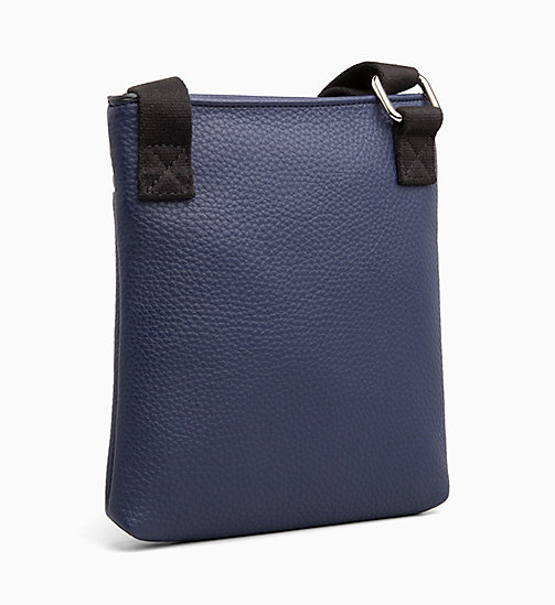 CALVIN KLEIN JEANS Micro Flat Cross Body Bag - NAVY -  BAGS - detail image 1