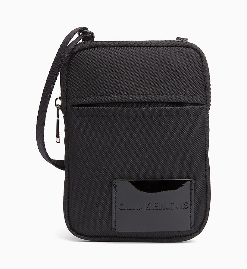 CALVIN KLEIN JEANS Phone Cross Body Bag - JUNE BUG - CALVIN KLEIN JEANS WOMEN - main image