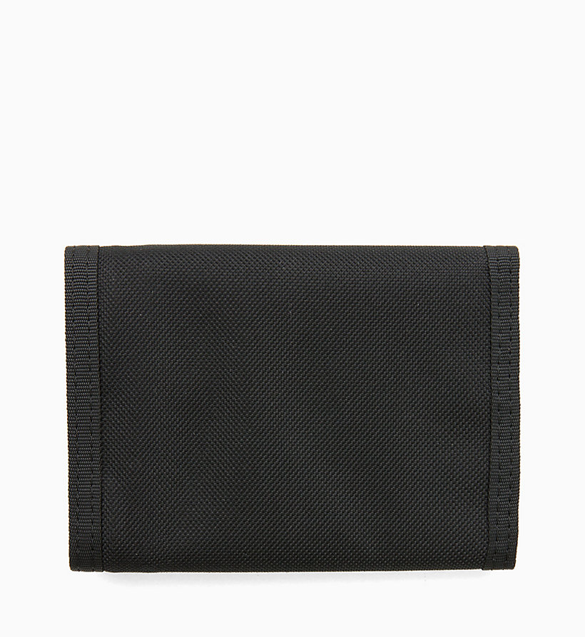 CALVIN KLEIN JEANS Canvas Billfold Wallet - JUNE BUG - CALVIN KLEIN JEANS WOMEN - detail image 1