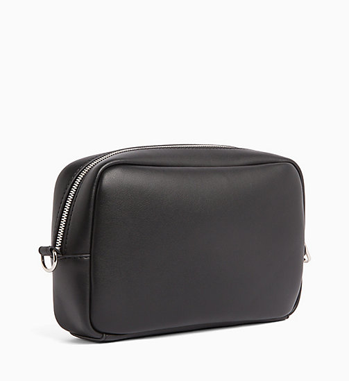CALVIN KLEIN JEANS Wash Bag - BLACK - CALVIN KLEIN JEANS WALLETS & SMALL ACCESSORIES - detail image 1
