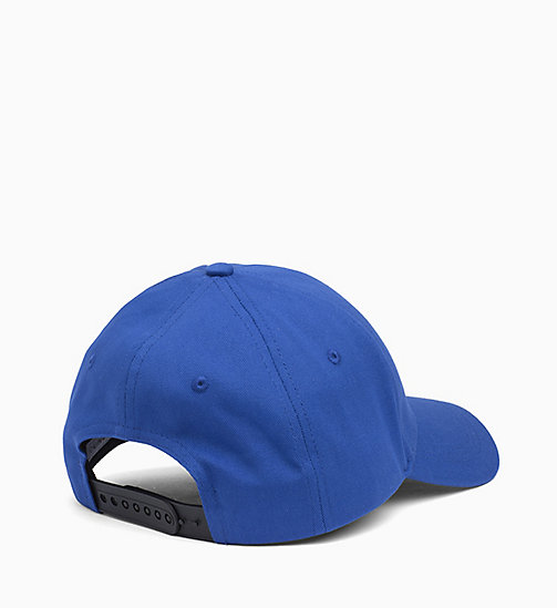 CALVIN KLEIN JEANS Cotton Twill Cap - SURF THE WEB - CALVIN KLEIN JEANS HATS - detail image 1