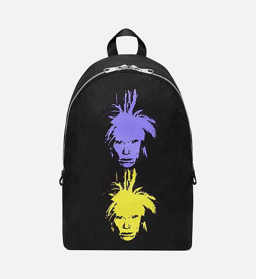 Calvin Klein Warhol Portrait Campus backpack 1W5i14xYtI