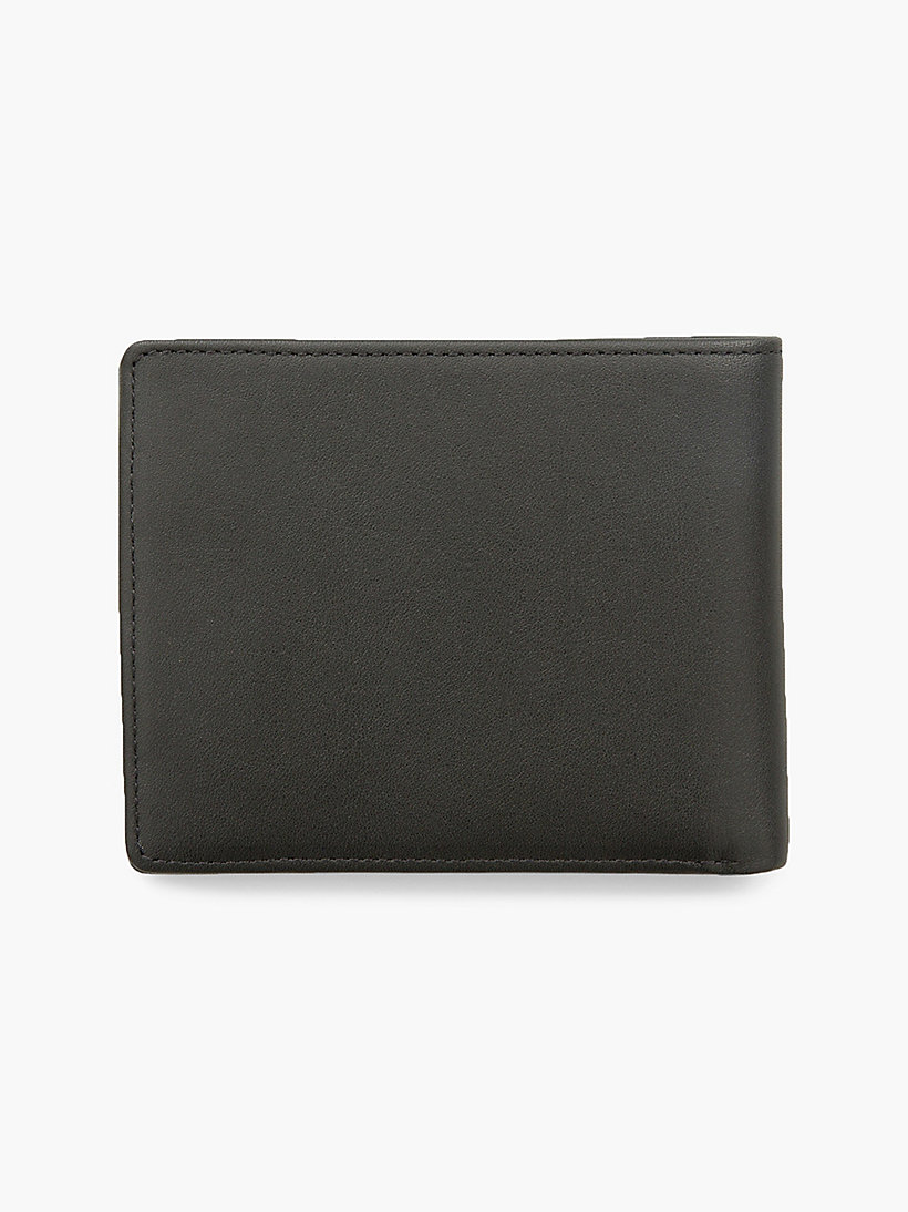 CALVIN KLEIN JEANS Leather Wallet - TURKISH COFFEE - CALVIN KLEIN JEANS MEN - detail image 1