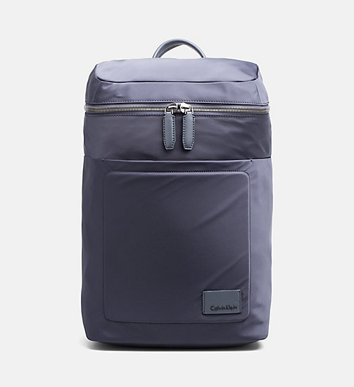 CALVINKLEIN Nylon Backpack - OMBRE BLUE - CALVIN KLEIN SHOES & ACCESSORIES - main image