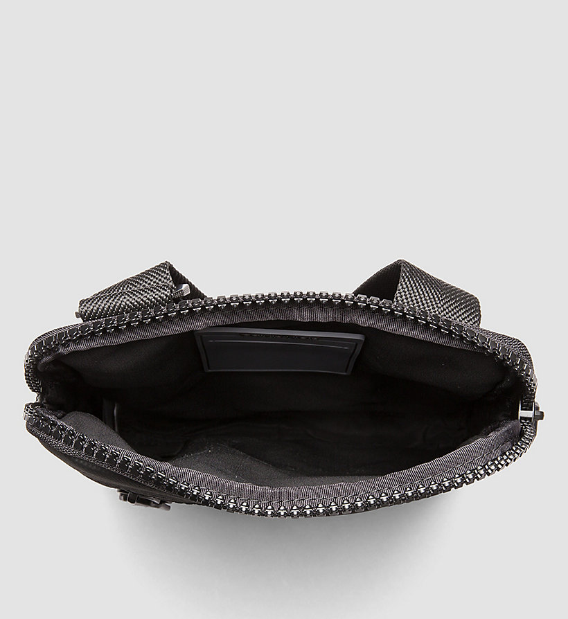 CALVINKLEIN Coated Canvas Flat Crossover - UNIHIBITED - CALVIN KLEIN MEN - detail image 2