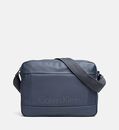 CALVINKLEIN Messenger Bag - OMBRE BLUE - CALVIN KLEIN SHOES & ACCESSORIES - main image