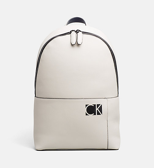 CALVINKLEIN Backpack - CEMENT - CALVIN KLEIN SHOES & ACCESSORIES - main image