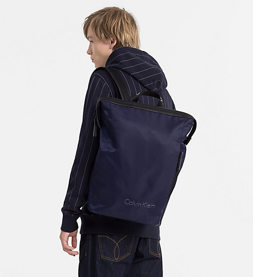 CALVINKLEIN Nylon Backpack - ECLIPSE - CALVIN KLEIN BAGS & ACCESSORIES - detail image 1