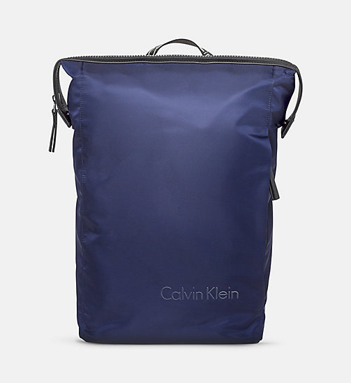 CALVINKLEIN Nylon Backpack - ECLIPSE - CALVIN KLEIN NEW NECESSITIES - main image
