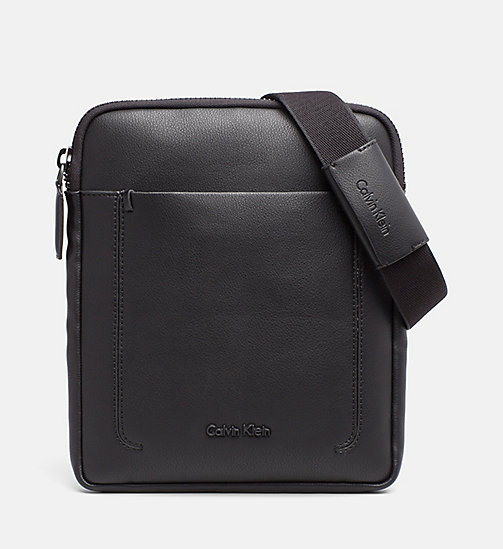 CALVINKLEIN Flache Crossover-Bag - BLACK - CALVIN KLEIN NEW IN - main image