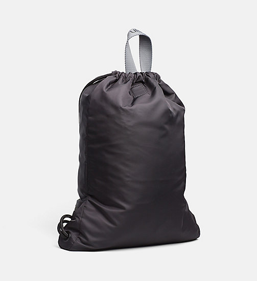 CALVINKLEIN Flat Backpack - BLACK - CALVIN KLEIN ACCESSORIES - detail image 1