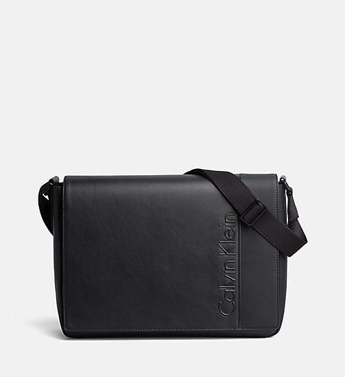 CALVINKLEIN Messenger-Bag - BLACK - CALVIN KLEIN NEW IN - main image